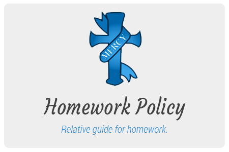 St-Josephs-Convent-Homework-Policy