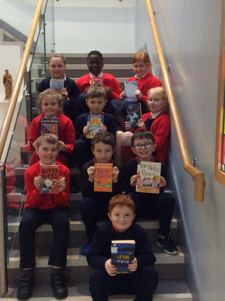 Huge congratulations to our recent reading achievers, well done to all the children who have improved their reading age by at least one year